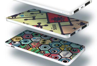 Zikko 5000mAh Battery Pack Rechargeable via Apple Lightning + Micro USB