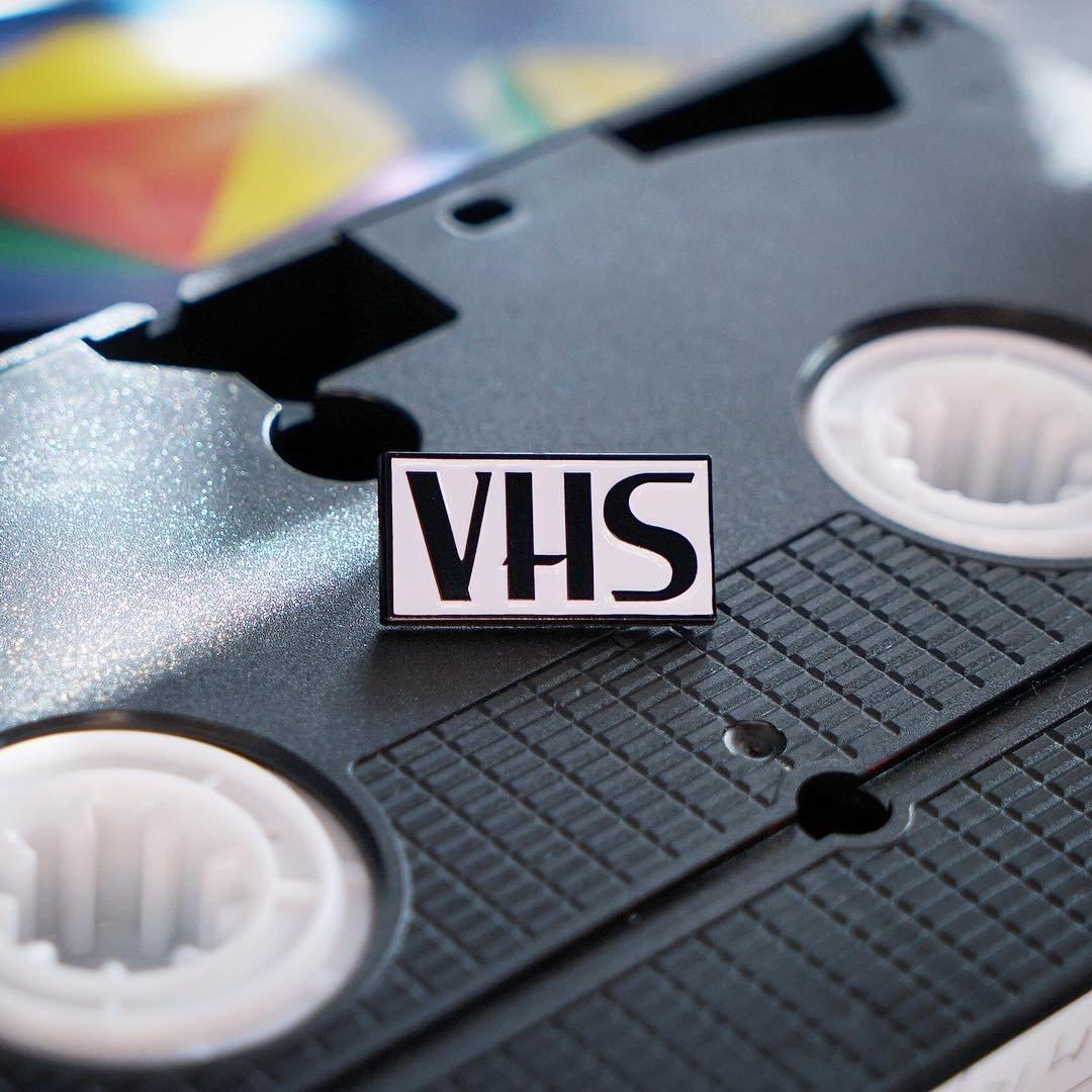 VHS Pin