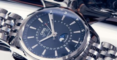 Oris Artix Complication Complete Calendar Watch