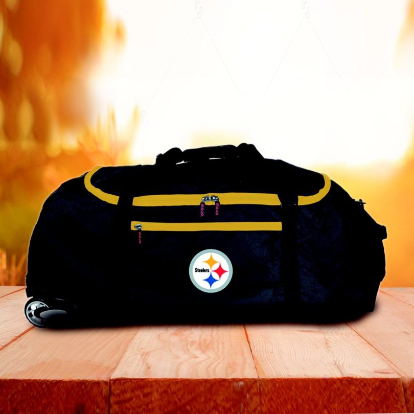 NFL Pittsburgh Steelers Travel Sports Bags