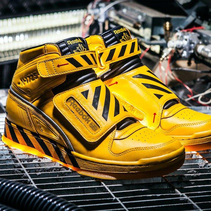 Reebok Alien Stomper MID PL Sneakers