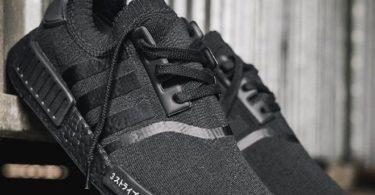 Adidas NMD R1 Japan Triple Black
