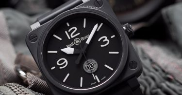 Bell & Ross BR01-92 10th Anniversary