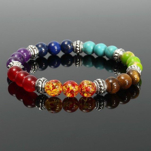Healing Balance Bead Bracelet