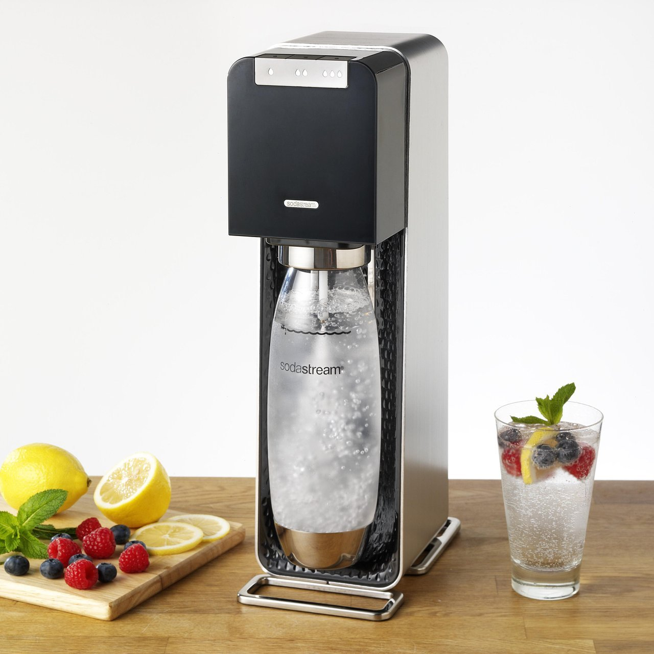 SodaStream Power Sparkling Water Maker Starter Kit