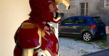 Iron Man Mark 43 Suit