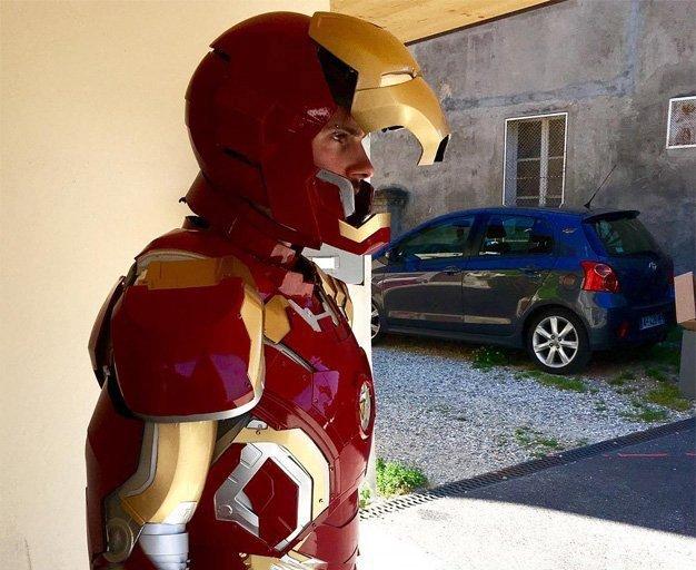 Iron Man Mark 43 Suit