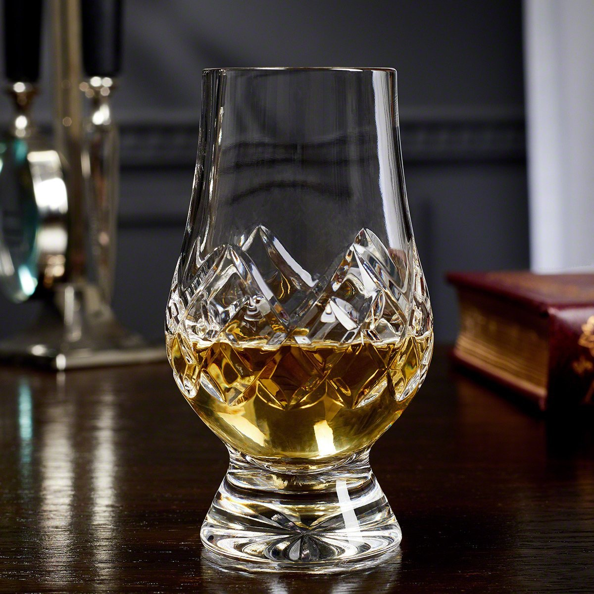 Glencairn Cut Crystal Whiskey Glass Petagadget