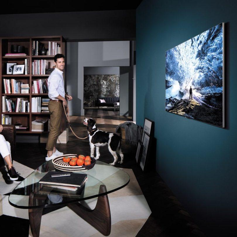 Samsung QLED 4K UHD 7 Series Smart HDTV