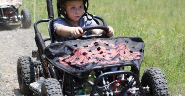 Monster Moto 80cc go-Kart