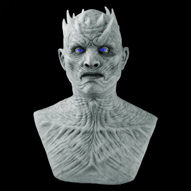 The Night King Silicone Mask