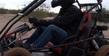 Coleman Powersports KT196 Off-Road Go Kart