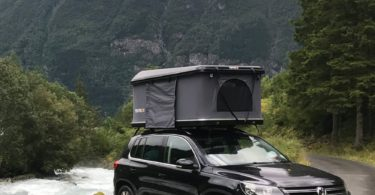 TentBox Car Roof Tent