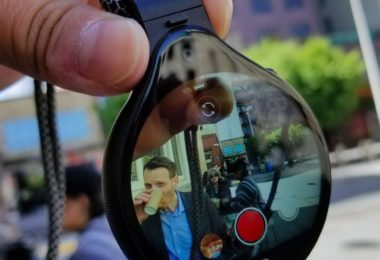 FrontRow Wearable Livestreaming Camera