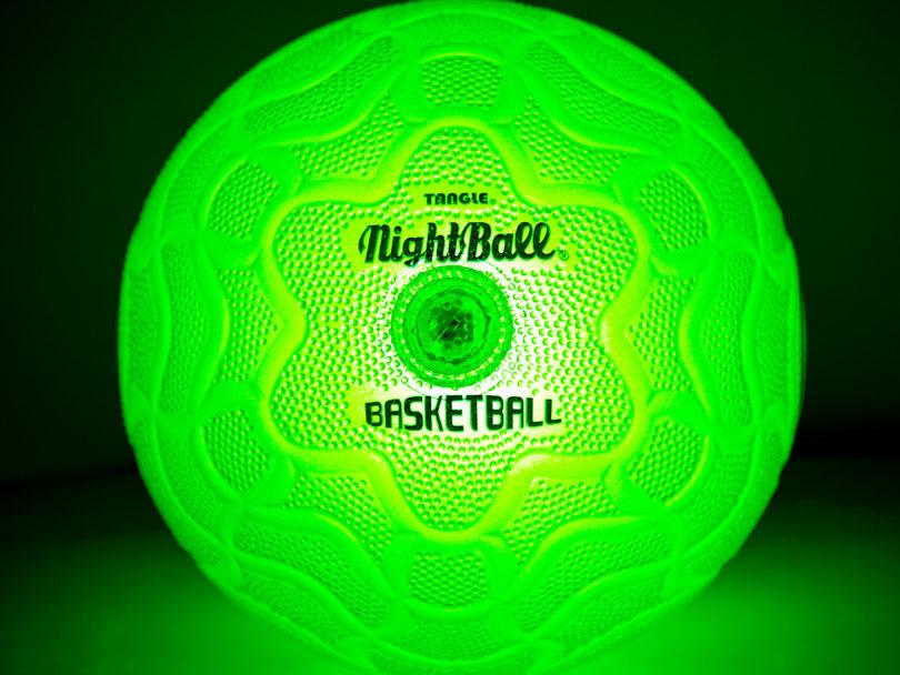 Nightball Basketball