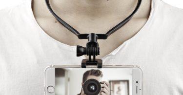 Wearable Smartphone Holder