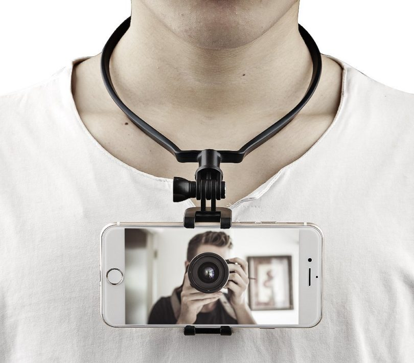 Wearable Smartphone Holder