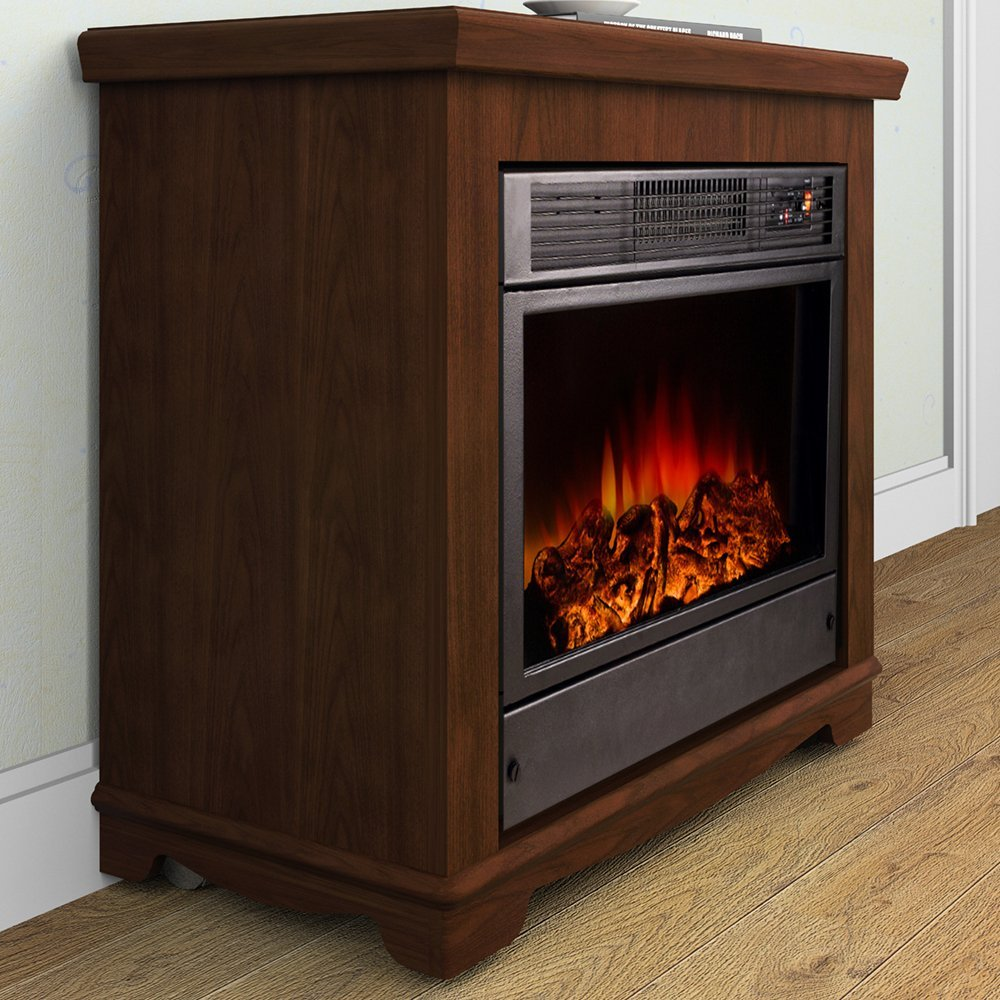 Argo Furniture Sparta Electric Fireplace