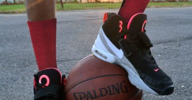 Basketball Sock by ChalkTalk SPORTS