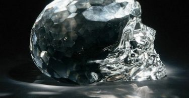 Crystal Skull by Seletti
