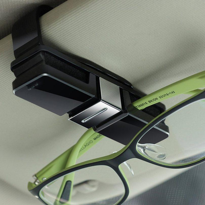 155e981dd17 Glasses Sun Visor Clip » Petagadget