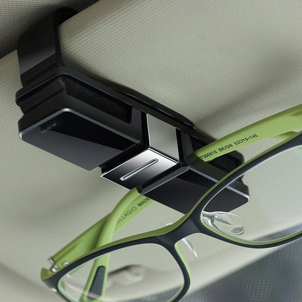 Glasses Sun Visor Clip