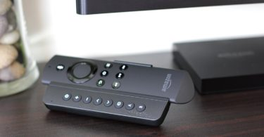 Sideclick Remotes SC2-FT16K Universal Remote Attachment for Amazon Fire TV Streaming Player