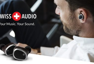 Swiss Audio – The First Personalized HiFi Wireless Earbuds