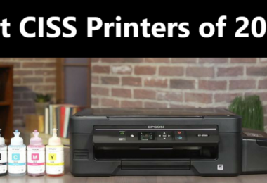 Best CISS Printers Of 2018 – The Definitive Roundup And Buyer's Guide