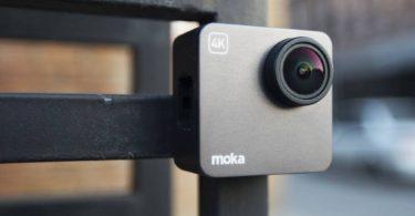 Mokacam 4K Camera