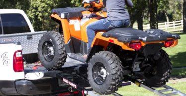 Mad-Ramp ATV Transport System