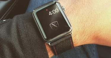 Nighthawk Bravo Apple Watch Band