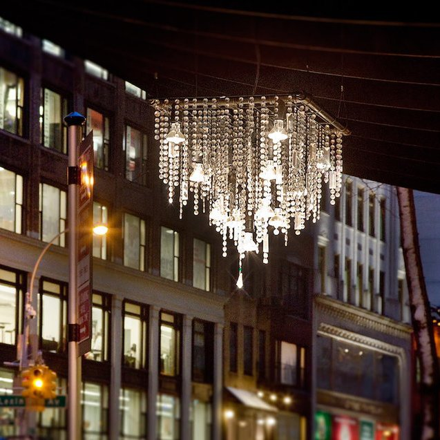 The Outdoor Collection Beacon Chandelier