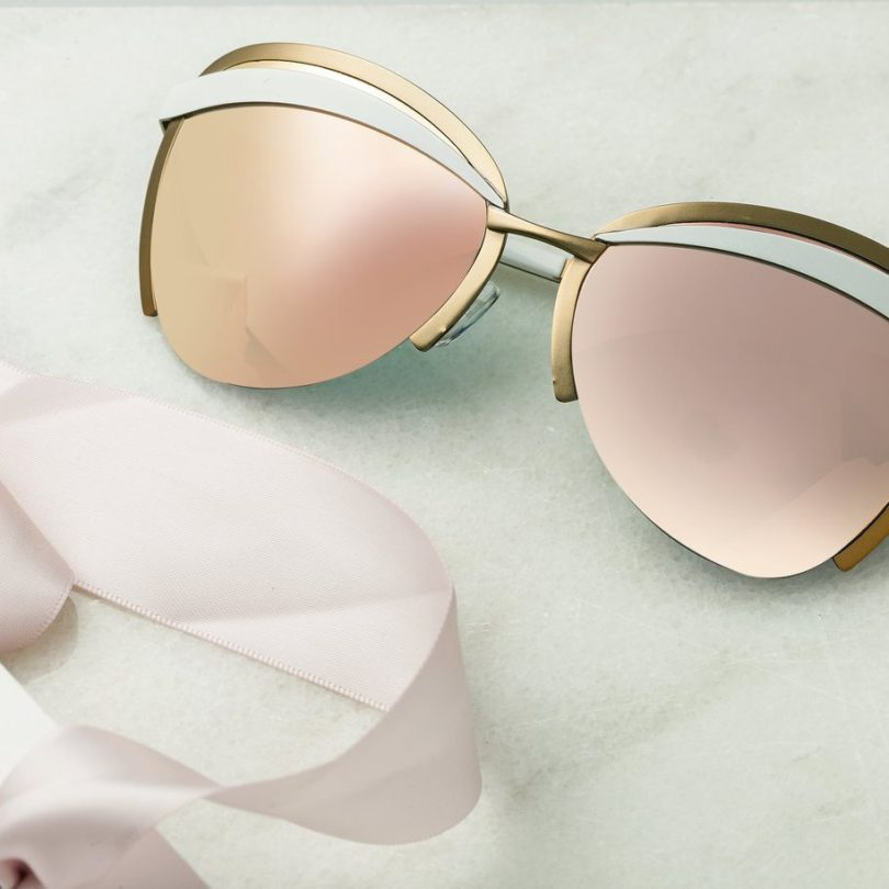 Bertha Aubree Polarized Sunglasses