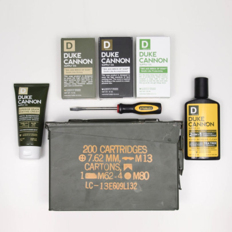 U.S. Military Field Grooming Kit