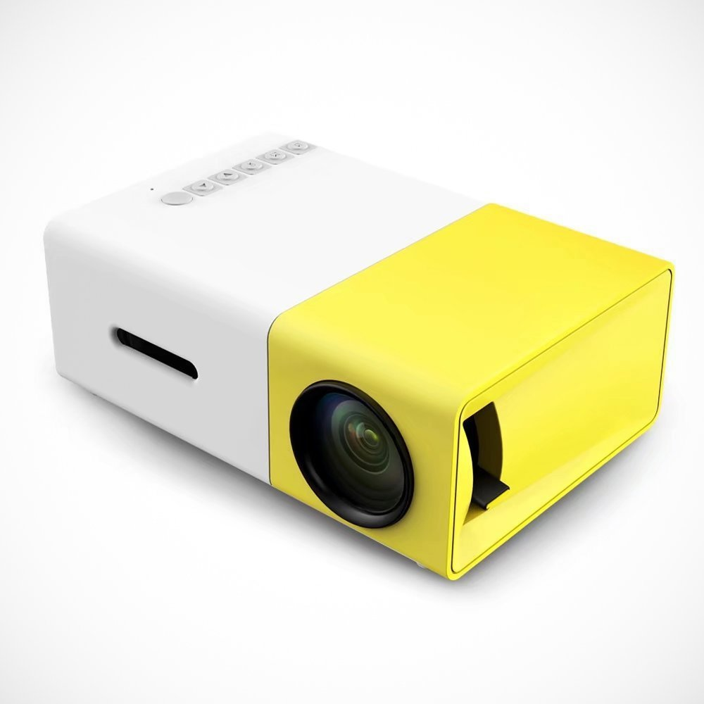 Home Media LCD Projector