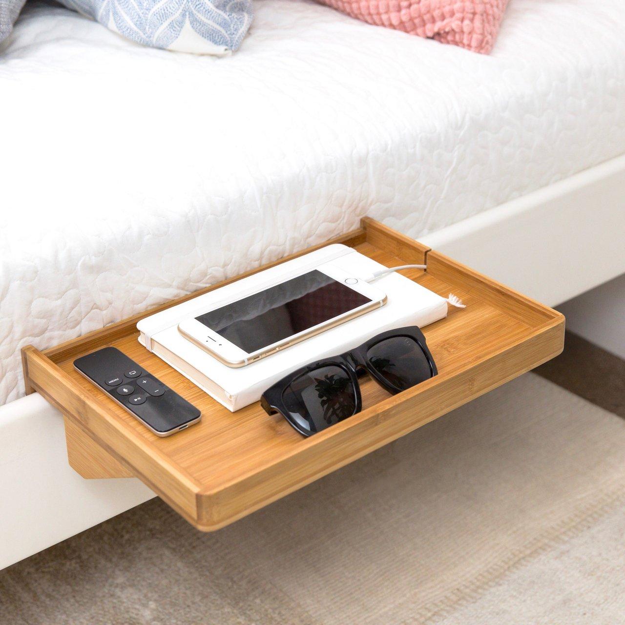 BedShelfie Minimalist Nightstand