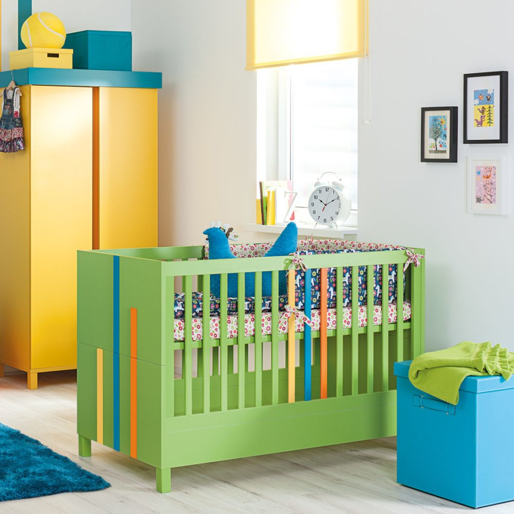 Little Guy Comfort Hometown Convertible 3-in-1 Crib/Youth Bed