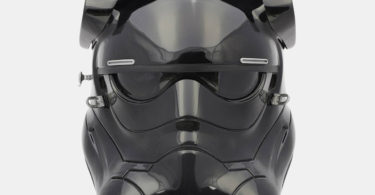 Star Wars The Force Awakens First Order TIE Fighter Pilot Helmet Replica