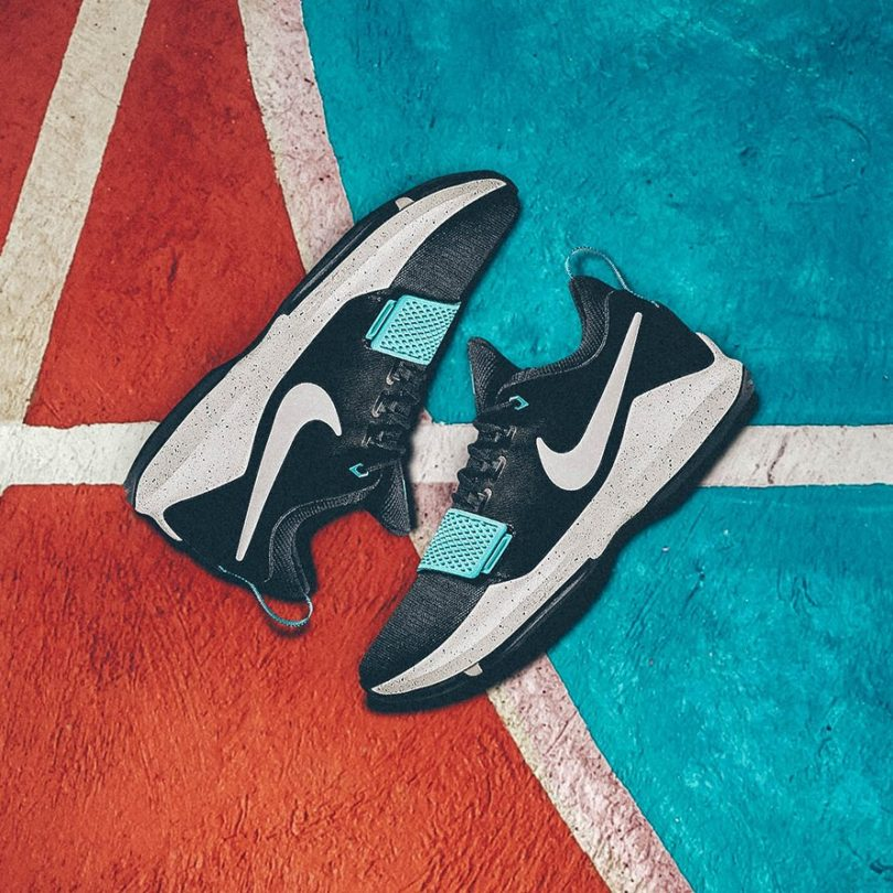 on sale 7dac0 5f5bc Nike PG 1 Blockbuster Sneakers » Petagadget