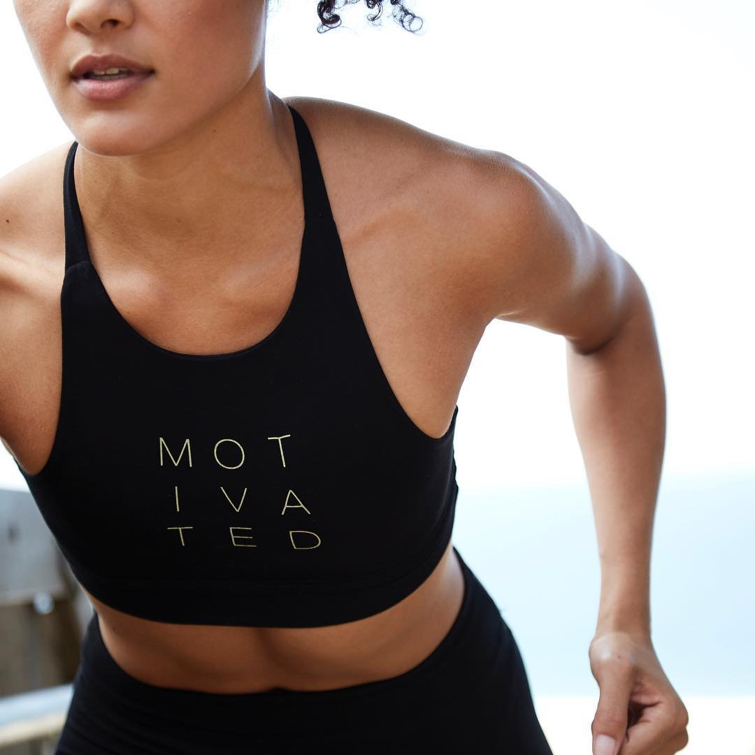 Motivated Paltrow Sports Bra