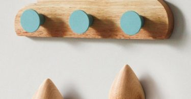 Cloud Shape Coat Hooks Wall Hangers