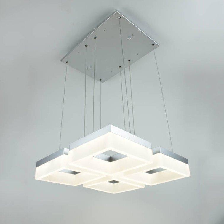 Atziri 4 Light Cluster Pendant