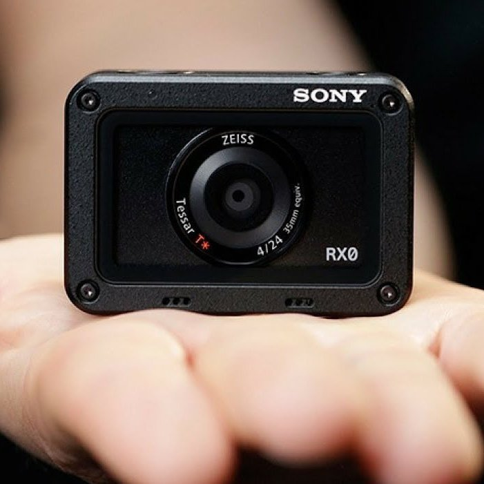 Sony RX0 Ultra-Compact Rugged Camera