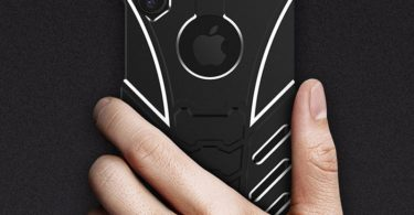 Iron Muscle iPhone X Bumper Case