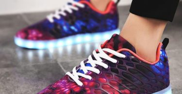 Colorful LED Sneakers