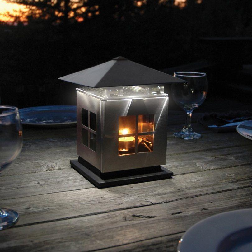 JOI Candle Powered LED Lamp