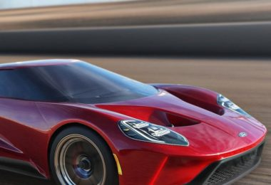 Traxxas 1/10 4WD Ford GT Supercar