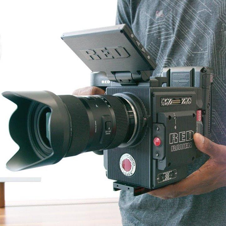 Red Raven Camera Kit