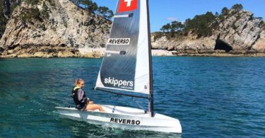 Reverso Air Portable Sailing Dinghy